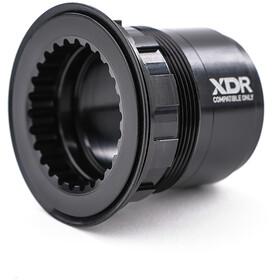 NEWMEN SRAM XDR Vrijwiel incl. lager, zwart/zilver